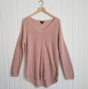 A.N.A Pullover Knit V-Neck Sweater - NWOT